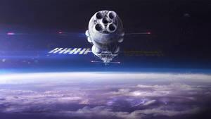 Command Ship by MacRebisz