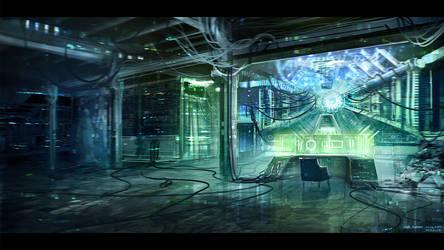 Another World: Lab concept by MacRebisz