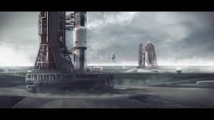 Saturn V Rockets by MacRebisz