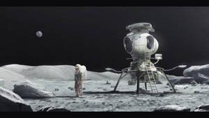 Soviet Moon by MacRebisz