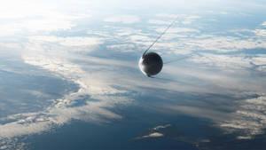 Sputnik 1 by MacRebisz