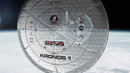 Kronos 1 - WIP 3 by MacRebisz
