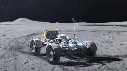 Twardowsky's rover by MacRebisz