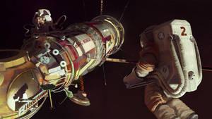 Space That Never Was short film concept 1 by MacRebisz