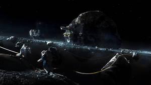 Prosperous Universe: Asteroid Day by MacRebisz