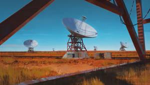Deep Space Network by MacRebisz