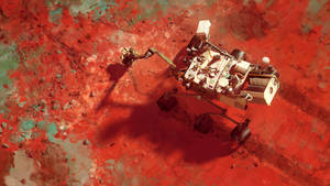 Mars Science Laboratory - Curiosity by MacRebisz