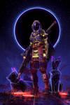 Dark Star Cats by MacRebisz