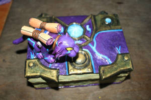 Brightpaw from World of Warcraft by panteriusworkshop