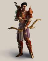 Apollo God of Light. by Jessso