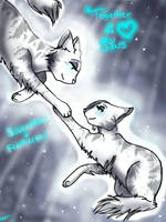 Together in the Stars by CrookedtailMoonclan
