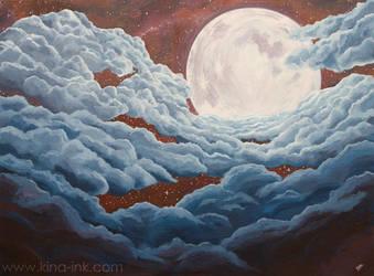 Dreamscape-portfolio by kina