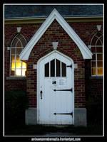 Darkened Doorstep by solusauroraborealis