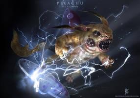 Pikachu by JRCoffronIII