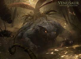 Venusaur by JRCoffronIII