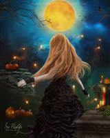 One October Night by IrisAurorae