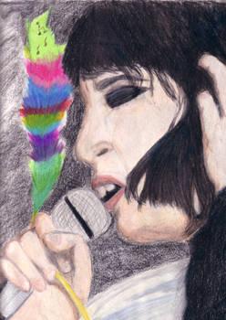 Freddie Mercury by Nightly-terrors