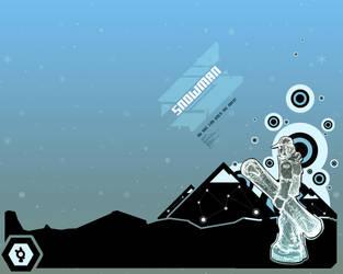 .SnowMan. by 1saint