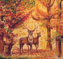 Autumn view by zhaleh