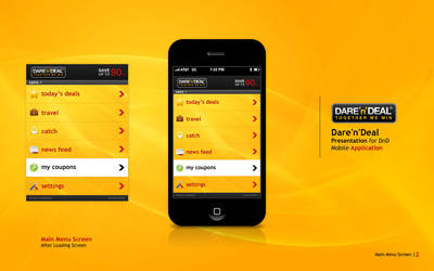 DnD Mobile App. by Amro-Algarhy