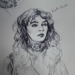 Kate Bush by all-akimbo
