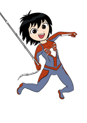 Spider Peni by lazyradly