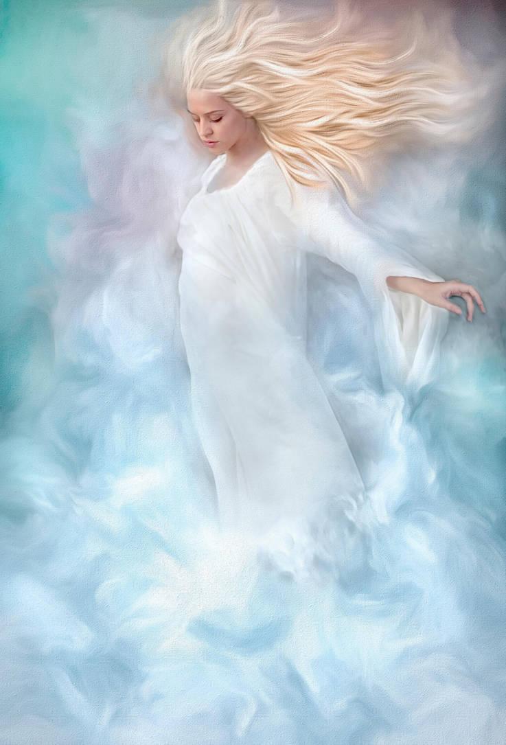 Goddess Aura by mladylake