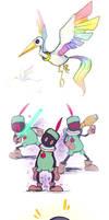 Super Smash Bros Kerfuffle by Rosemary-the-Skunk
