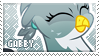 Gabby stamp by LimeDazzle