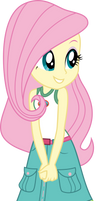 Fluttershy by LimeDazzle