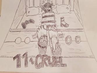 11 - Cruel by Jimbobadob