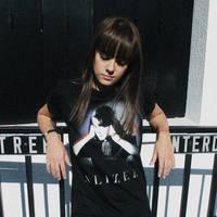 Alizee tshirt by Alizee-J