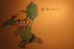#30 Found - a Rupee by Frakkle-art