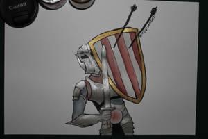 13 Guarded by Frakkle-art