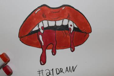 21 Drain by Frakkle-art