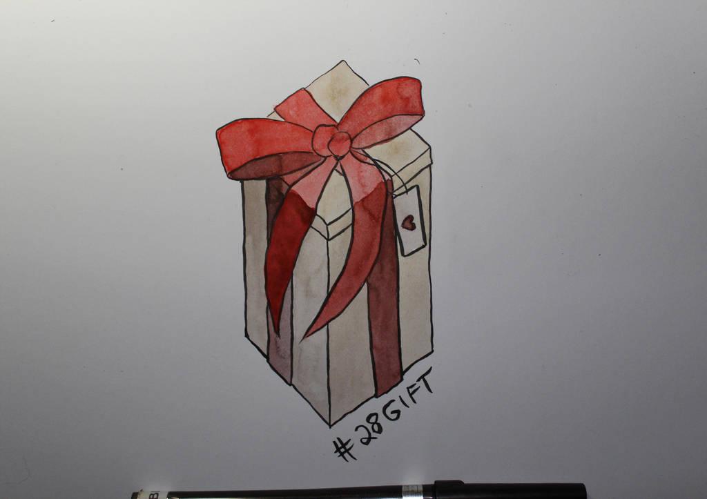 28 Gift by Frakkle-art