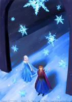 One winter night by Neesha