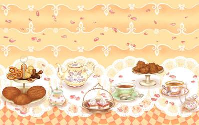 Dutch Sweet Tea by Neesha