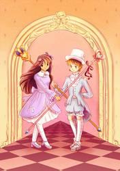 Pastel-wearing-guards by Neesha