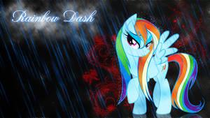 Rainbow Dash Wallpaper2 by RainbowDashRocks101