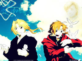 FMA: Lost Heaven by morfachas
