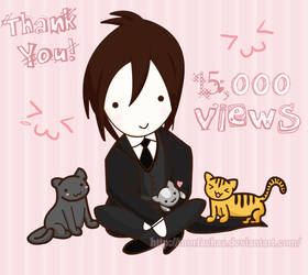 15,000 VIEWS - Thank You by morfachas