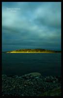 Sunrise Island by Drugge
