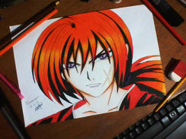 Himura Kenshin by Karol163