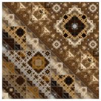 Sierpinski quilt by mahaon