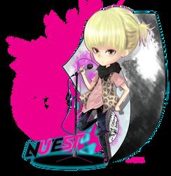 [NU'EST]Ren : SD by Artestique