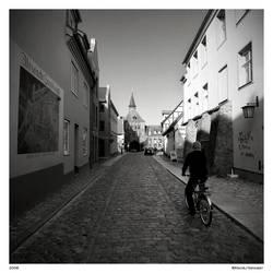 Cityscape V by Maciej-Koniuszy