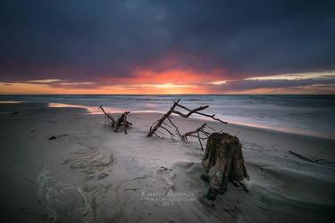 Sunset by Maciej-Koniuszy