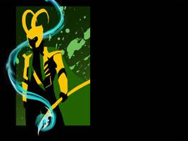 Loki - Antagonist's Tale by RobinRone