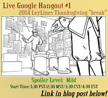 Google Hangout #1 by RobinRone